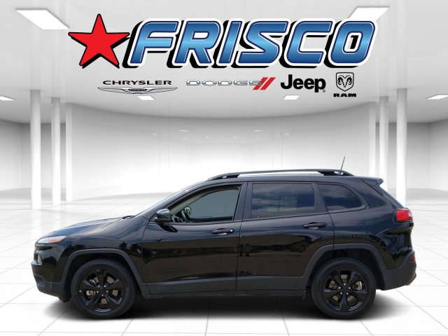 Certified Pre-Owned 2017 Jeep Cherokee High Altitude