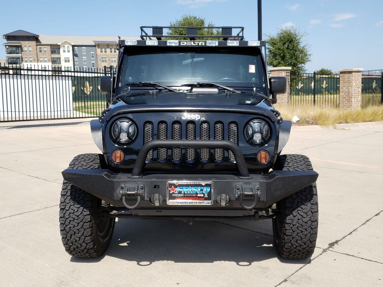 Pre-Owned 2011 Jeep Wrangler Unlimited 70th Anniversary
