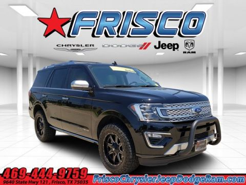 Pre-Owned 2018 Ford Expedition Platinum